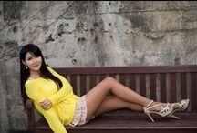 CHA SUN HWA / Korean model