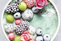 Breakfast / Breakfast dishes that are quite frankly, too beautiful to eat!