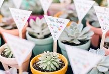DIY Wedding / A do it yourself, handmade wedding is much more fun and also a bit better on the purse strings! Find handmade wedding inspiration here.