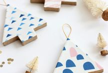 Craft it Christmas / Christmas is more fun when it's handmade. Here you will find a variety of Christmas craft projects to taste, decorate and give.