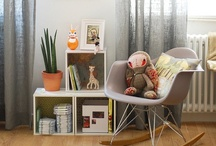 Little Spaces / by Barbie // Fringe & Feathers