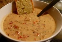 Soups / by Beachydreamn