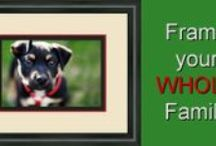 Frame-It Utah / Whether you know exactly what you are looking for or don't have any idea at all, turn to the experts at Frame-It for your picture framing needs.