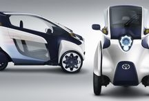 Personal Electric Transport Systems / follow-up on new trends regarding future Personal Electric Transport Systems in urban environement (Electric or green )  / by Filip Van Bel