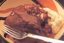 Custards Cakes Pies Cupcakes Cheesecakes etc / by Georgia Makitalo