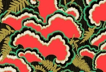 Print and Pattern / by Barbie // Fringe & Feathers