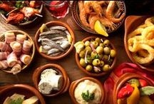 a tapas party / by Ginger Bellant