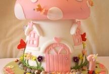 Cakes / by Sonya Okubule