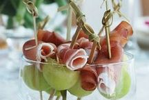 appetizers / These are amazing recipes. I hope you enjoy them! / by Ginger Bellant