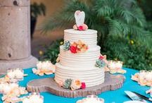 Blackstone Wedding Cakes / Meet one-on-one with our in-house pastry chef to design the wedding cake of your dreams!  Dessert petites are also an option and all of above are YUMMY!