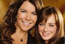 GILMORE GIRLS / by Shannon Evans