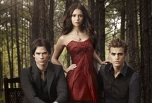 ALL THINGS The Vampire Diaries / by Shannon Evans