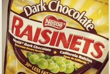 Instagram <3 / Follow us at NestleRaisinets on #instagram and if you post a picture about us, make sure to use the hashtag #Raisinetsfancreation so we can share your love for #Raisinets