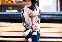 Clothes for Fall & Winter / #clothes #fall #winter #fashion #inspiration #style  / by Lauren Monday