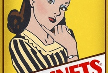 Vintage Posters / Raisinets has been around since 1927.  A lot has changed since we first started delighting customers with chocolate covered raisins.  Here are some vintage posters that capture the feel of Raisinets from another time.