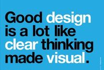 Design Thinking / All things design, concepts, packaging, fonts, layouts, and much more. / by Robert Feltner