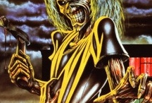 Iron Maiden / by William Burton Jr