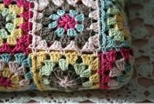 Crochet, knitting ...