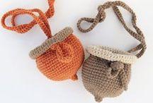 Crochet Bags/Baskets/Boxes