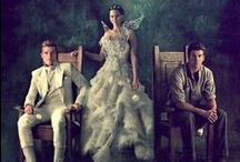 the hunger games / by Shannon Evans