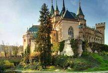 Castles  / by Gloria BH