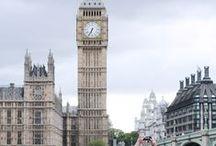 Travel: London / by Fernanda Meotti