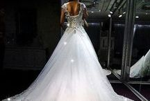 """A Bridal Grown Showcase / This Board is dedicated to Bridal Gowns, it will also be linked win My other board """"Only Cakes"""" a """"Beautiful Me and Beautiful You"""