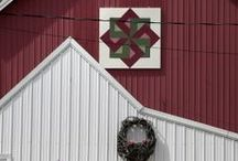 barn quilts / by Ginger Bellant