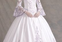 Wedding Dresses & Prom Dresses & Evening gowns / by Shannon Evans