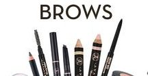 """BROWS /  """"Nothing frames a face more beautifully than perfectly-shaped brows!"""" —Anastasia Soare."""