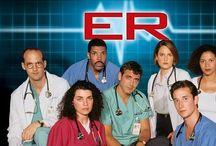 ER / ER TV Show / by Shannon Evans