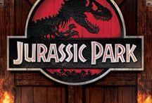 Jurassic Park 1,2,3,4 / Jurassic Park  Jurassic Park the lost World Jurassic Park Jurassic world / by Shannon Evans