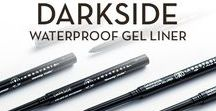 DARKSIDE LINER /  Ultra-pigmented gel cream pencil with a slim, retractable tip. The waterproof formula is long-wearing for intense, liquid-like results. $18