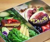 Lettuce Lunch - Vegetarian lunch boxes / Here you'll find all the vegan and vegetarian lunch boxes made at Lettuce Lunch. Check out www.lettucelunch.com.au for more ideas!