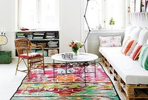 For the Home / Decor. Eclectic. / by Sara Berrenson