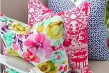 Sew Cute - Perfect Pillows / pillows, sewing ideas, details. / by Sara Berrenson