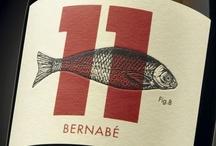 Etiquetas de Vino / by Berni Bunster