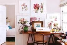 Work Spaces / by Sara Berrenson