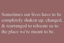 Life sayings / by Mindy Porter
