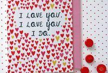 Holidays - Valentines / valentines cards / by Sara Berrenson