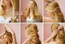 Hairstyles / by Vanessa Gillette