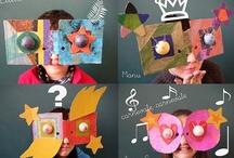 kids crafts / by Ann Hicks