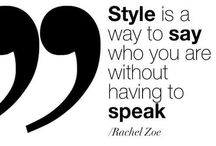 liking your style... / by Kirsty McKinna