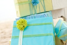 Gifts & Gift Wrapping Ideas / by Laura Siegel