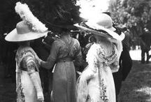 victorian ,edwardian and regency / Fashion / by marie landry