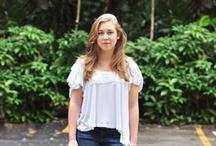 CollegeFashionista: Style Guru Bio / by Manuela Almeida