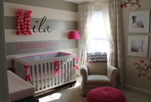 Baby Girl Henke's Nursery Ideas / by Jenna Henke