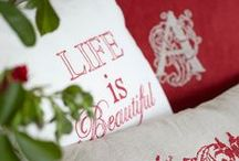 pillow talk linens and lace / by marie landry
