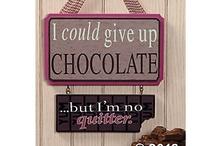 Chocolate Buzz <3 / by Laura Siegel