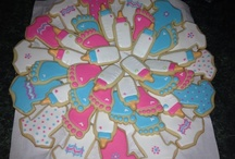 Sugar Cookies / by Christen Corso Miller